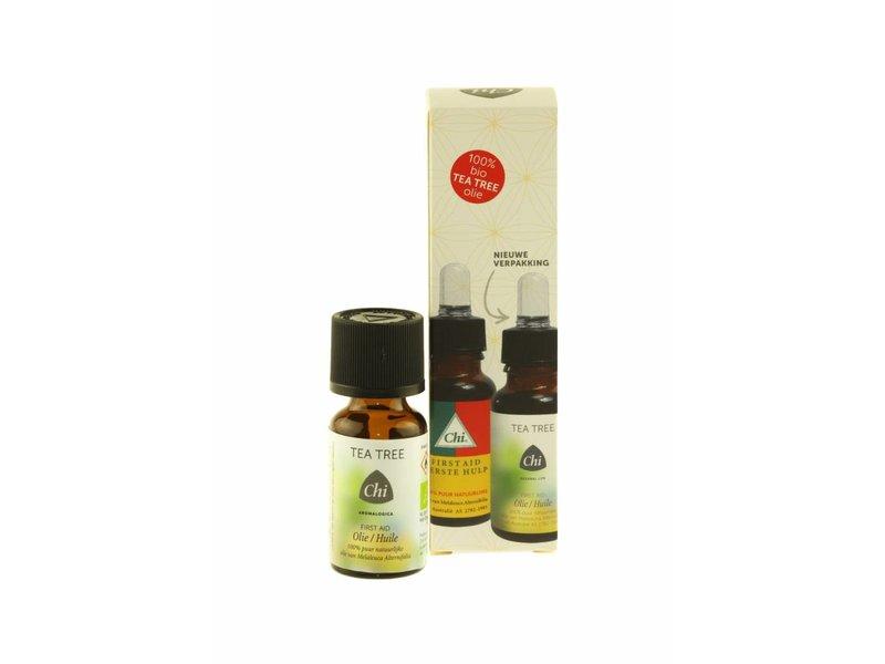 Chi Biologische Tea Tree Oil 10 ml