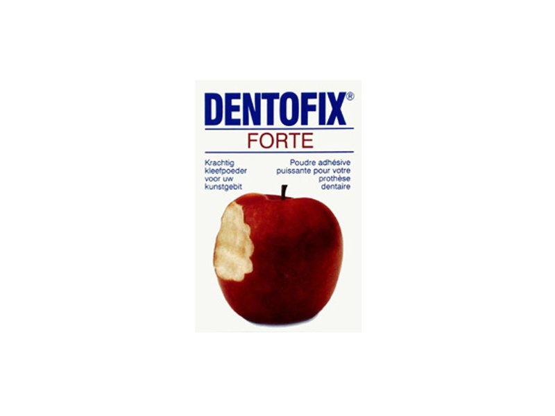 Dentofix Kleefpoeder Forte 30gr