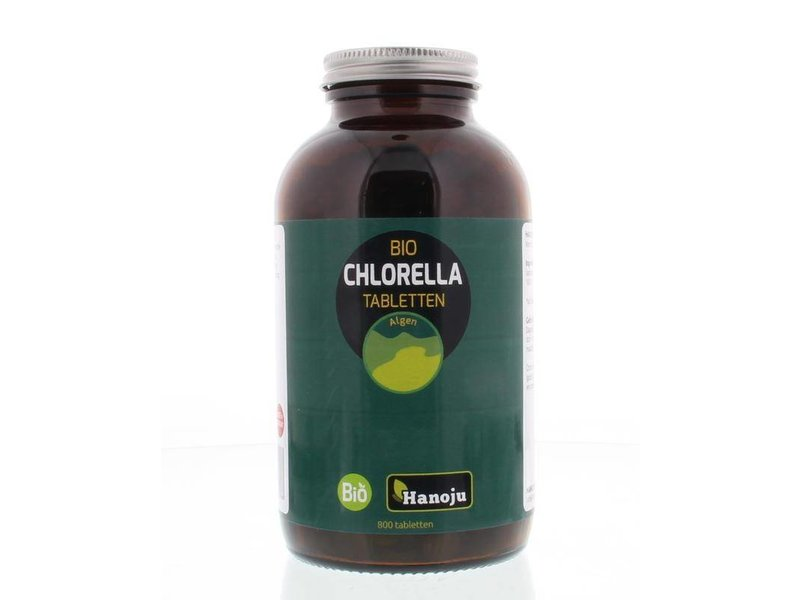 Hanoju Bio Chlorella 800 tab 400 mg