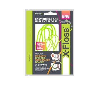 iDontix X-Floss 30 st.
