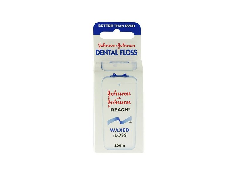Johnson & Johnson Floss Waxed 200 m