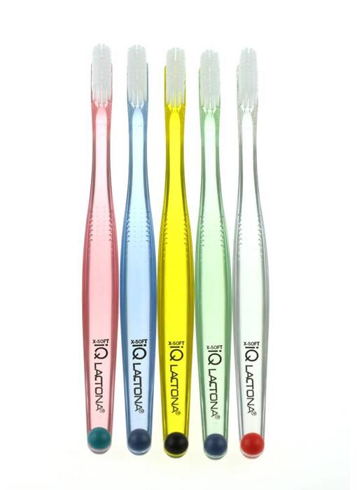 Lactona Tandenborstel IQ X-soft 1 st.