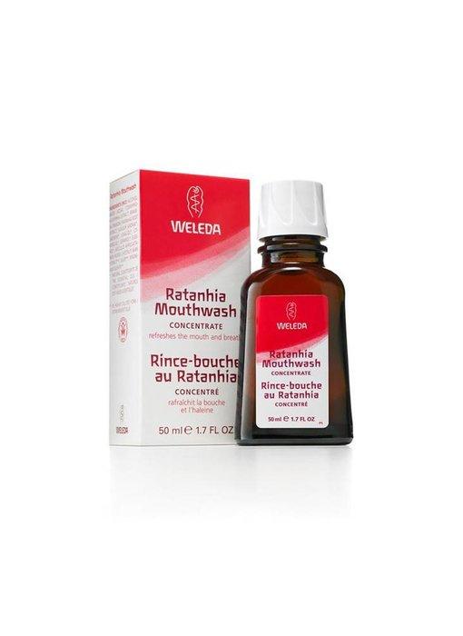Weleda Ratanhia Mondwater 50 ml