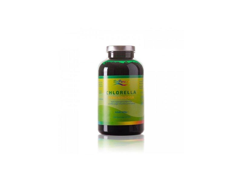 BioPure Chlorella Pyrenoidosa 200 mg tab 500, 1000 of 2500 st