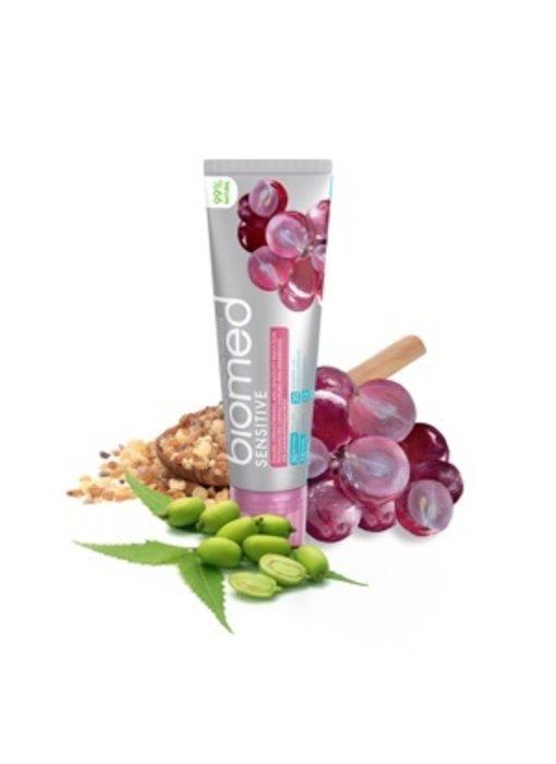 Biomed Sensitive tandpasta 100 ml