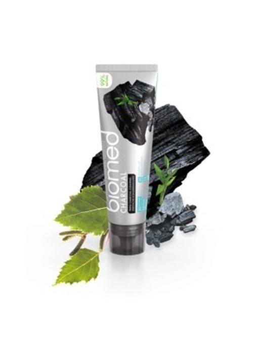 Biomed Charcoal tandpasta 100 ml