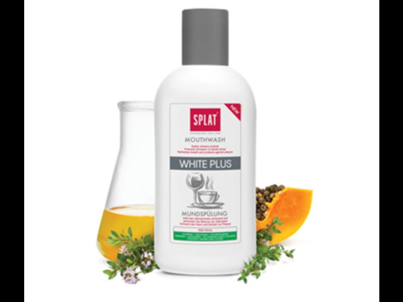 Splat White Plus Mondwater 275 ml