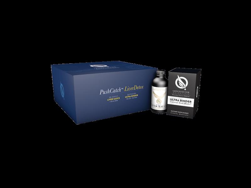 Quicksilver PushCatch® LiverDetox