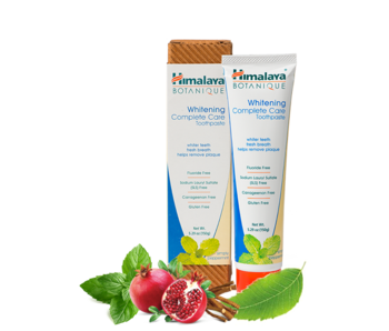 Himalaya Botanical Complete Care Whitening  Tandpasta 150 ml
