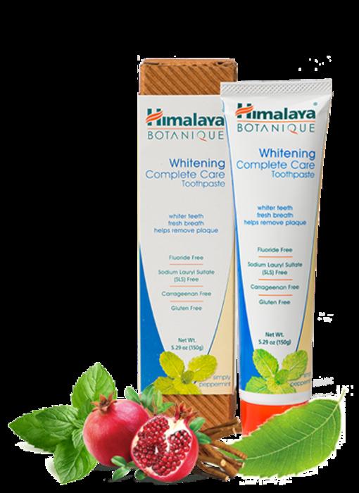 Himalaya Botanical Complete Care Whitening  Tandpasta 150 ml