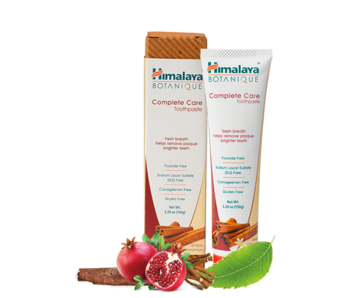 Himalaya Botanical Complete Care Kaneel Tandpasta 150 ml