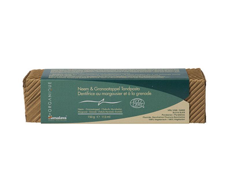 Himalaya Biologische Neem Granaatappel tandpasta 150 ml