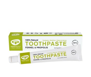 Green People Venkel & Propolis tandpasta 50 ml