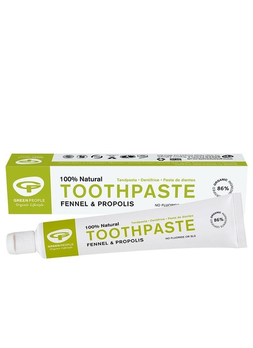 Green People Venkel & Propolis tandpasta 50 ml