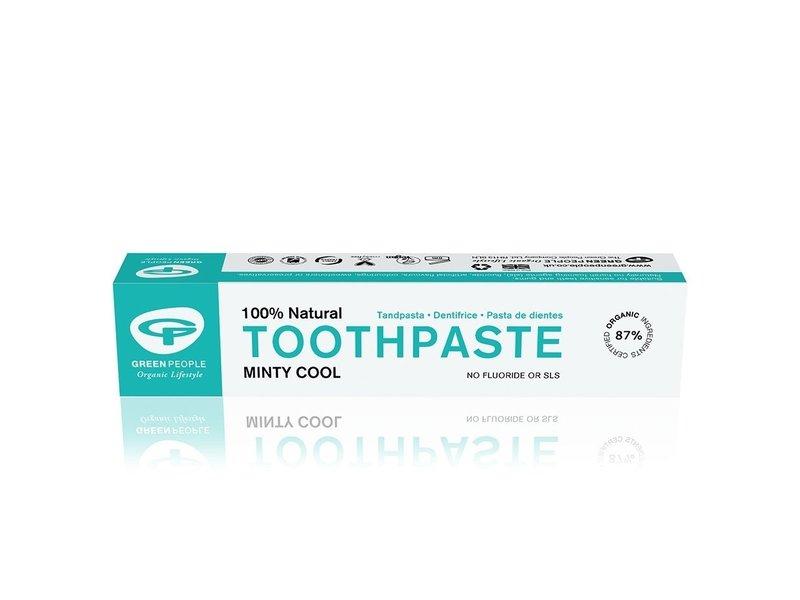 Green People Minty Cool tandpasta 50 ml