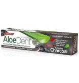 AloeDent Aloe Vera Triple Action Charcoal Tandpasta 100 ml