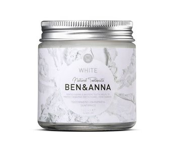 Ben & Anna White Tandpasta 100 ml