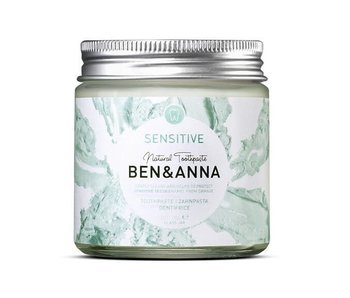 Ben & Anna Sensitive tandpasta 100 ml