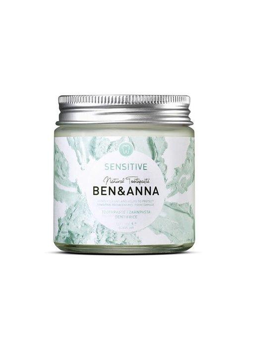 Ben & Anna Sensitive tandpasta 100 ml