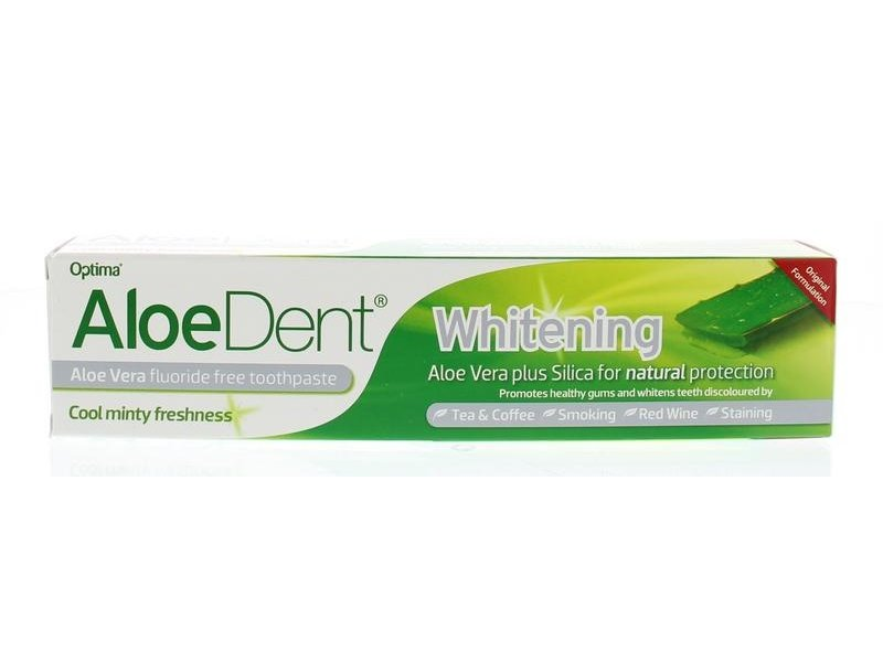 AloeDent Whitening tandpasta 100 ml