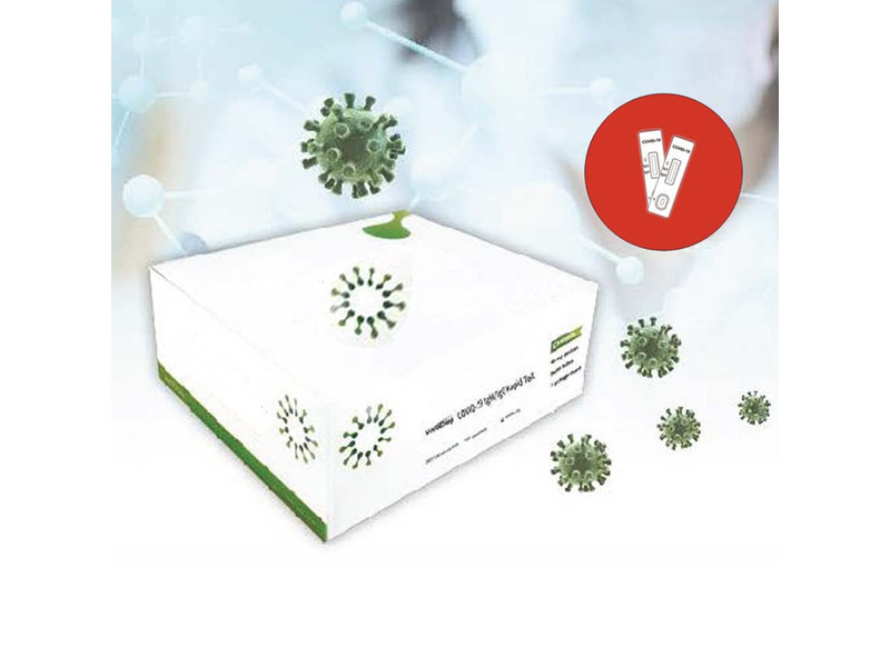 "VivaChek COVID-19 IgM & IgG ""Corona Virus"" Rapid Test op locatie"