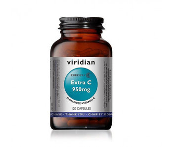 Viridian Extra C 950 mg 90 caps