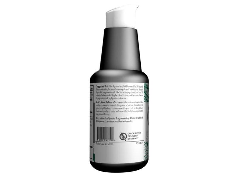 Quicksilver Full Spectrum Hemp Extract CBD 400 50 ml - Copy