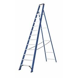 DAS Hercules Bordestrap 1x12 treden blauw gecoat