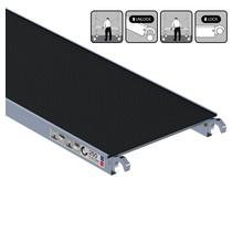 Rolsteiger platform zonder luik 250 cm carbon vloer (lichtgewicht)