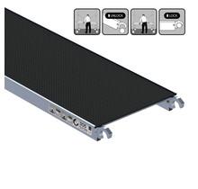 Rolsteiger platform zonder luik 305 cm carbon vloer (lichtgewicht)