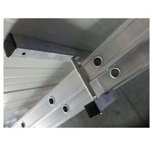 Muurbeugel voor 1 & 2 delige ladder 2 stuks