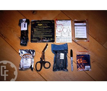 Contact Front Individual First Aid Kit BASIC