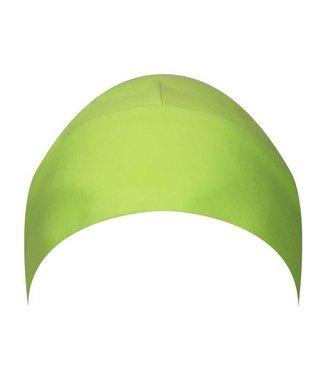 BONDIBAND Dames hardloopmuts  Wicking Hat neon geel