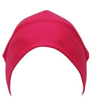 BONDIBAND Dames hardloopmuts Wicking Hat neon pink