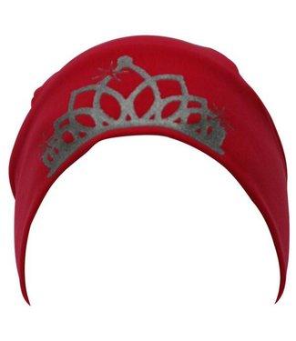 BONDIBAND Dames hardloop muts Wicking Hat Pink Tiara