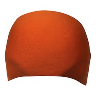 BONDIBAND Haarband solid burned orange