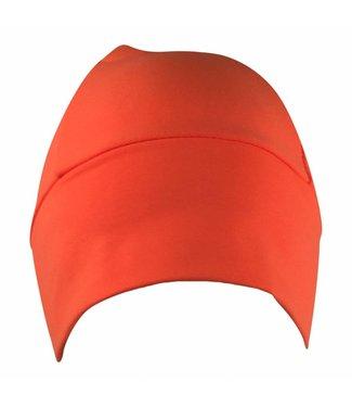 BONDIBAND Dames hardloopmuts Wicking Hat neon oranje