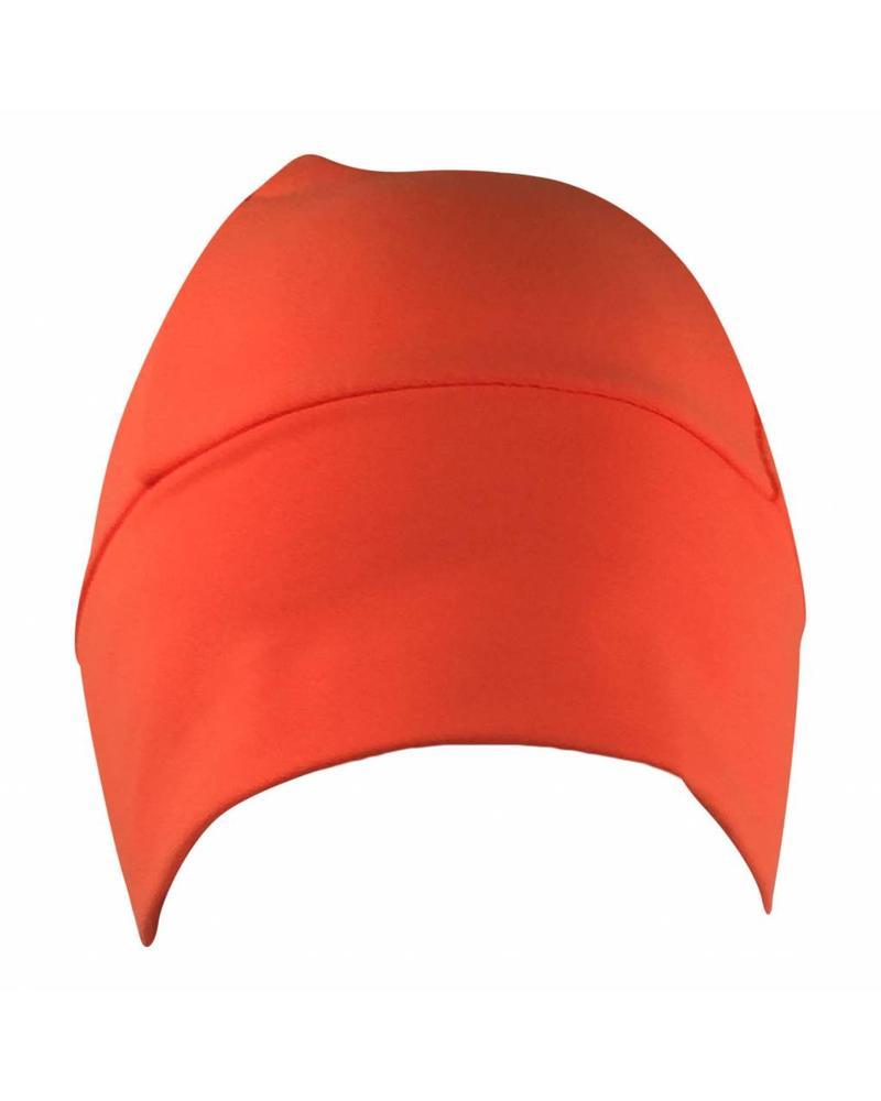 BONDIBAND BondiBand - Wicking Hat neon oranje