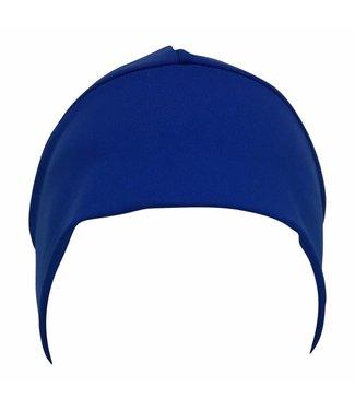 BONDIBAND Dames hardloop muts Wicking Hat Royal Blue