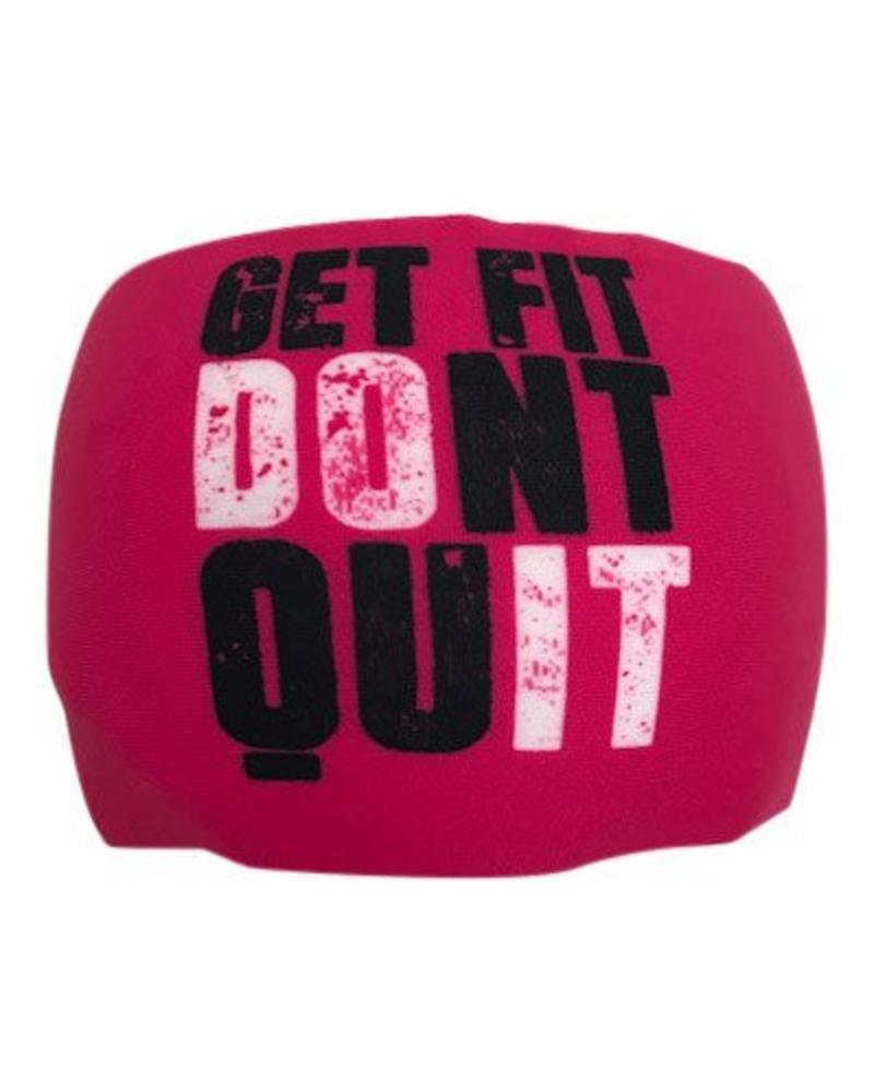 BONDIBAND BondiBand HB - Pink Get fit don't quit
