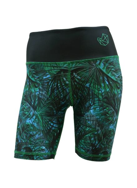LA ROCHA La Rocha Green Leaf – Short Tight