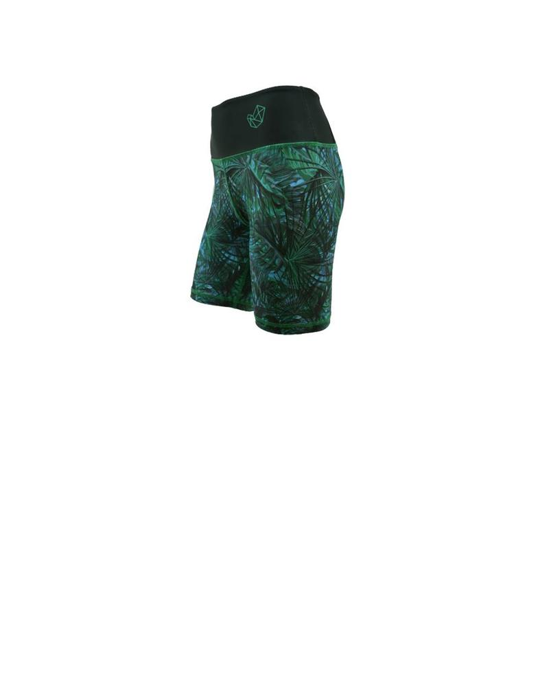 LA ROCHA La Rocha Green Leaf – Short Tight