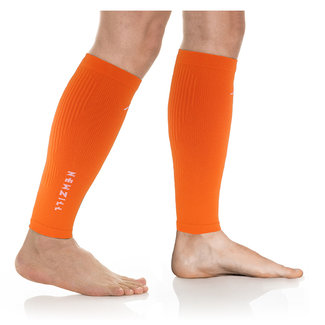 NEWZILL Compressie kuit sleeves  Orange