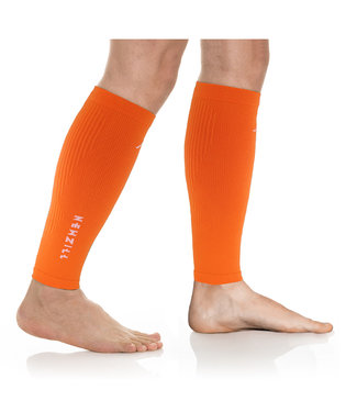 NEWZILL Compressie kuit sleeves  Orange