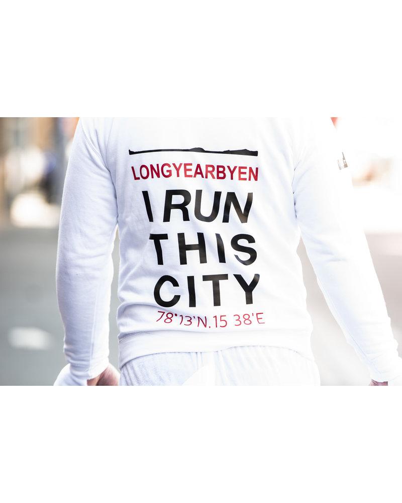 I RUN THIS CITY I Run This City Longyearbyen
