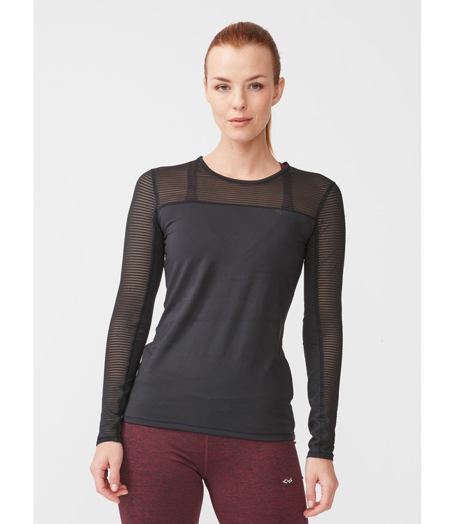 RÖHNISCH Miko Long Sleeve Black