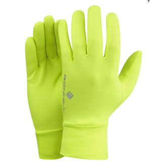RON HILL Classic Glove Neon Geel