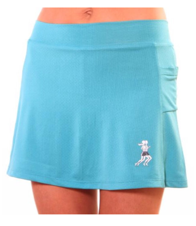 RUNNING SKIRTS Ultra Swift Athletic Skirt Pool