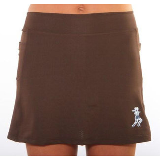RUNNING SKIRTS Athletic Skirt Chocolate