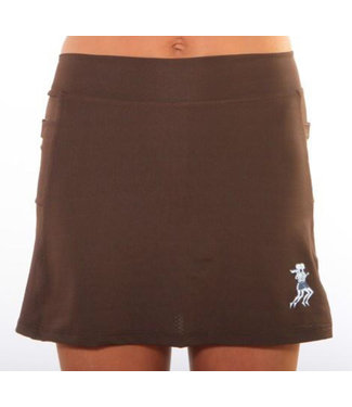 RUNNING SKIRTS Athletic Skirt Chocolate